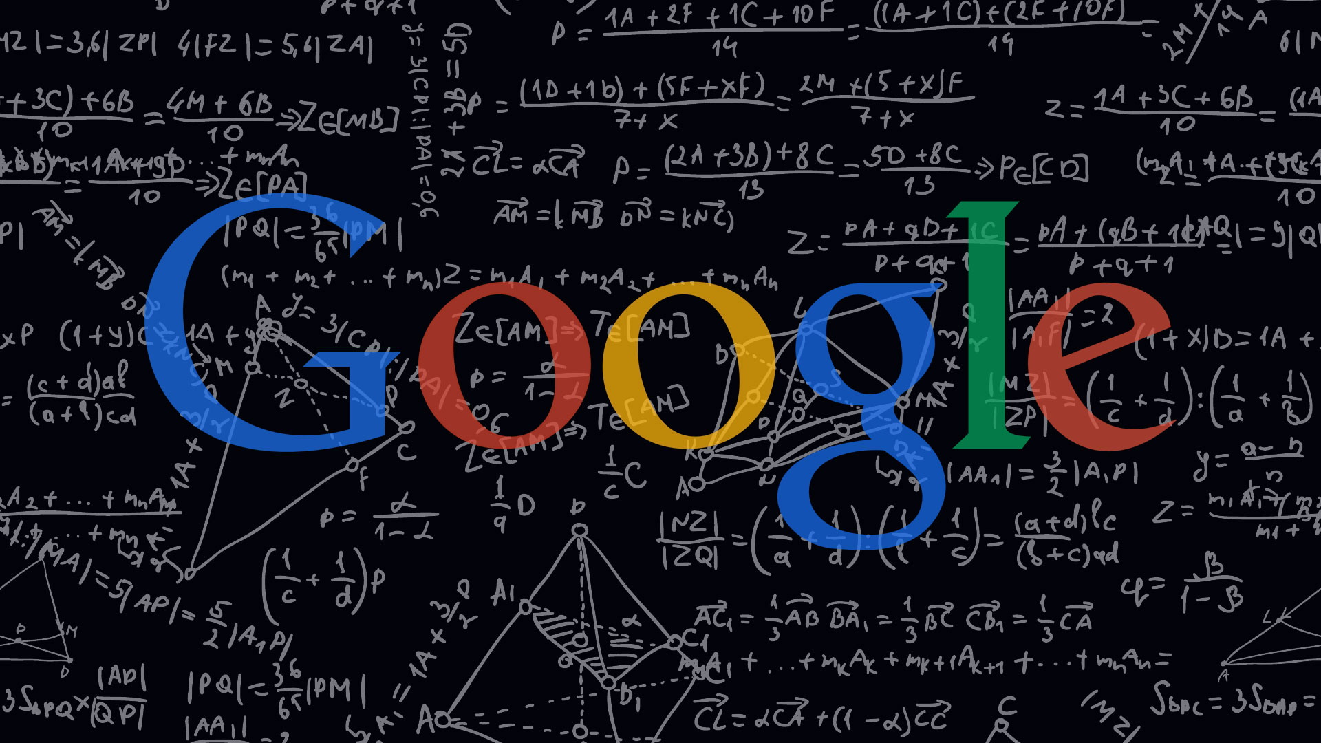 Алгоритмы Гугл