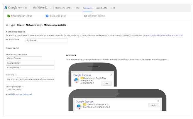 Google запускает поисковую рекламу в Play Store