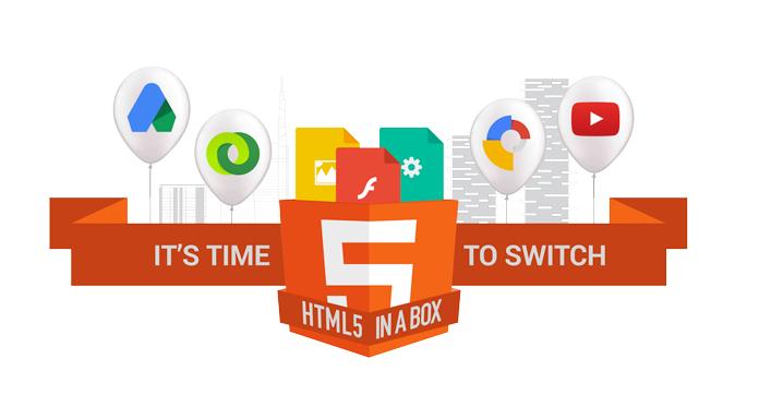 Преобразование Flash-объявлений в формат HTML5