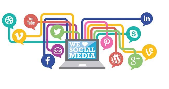 seo социальные сети