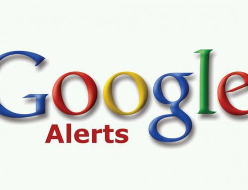 Как настроить Google Alerts